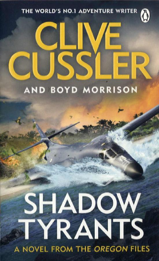 Cussler, Clive & Morrison, Boyd: Shadow Tyrants