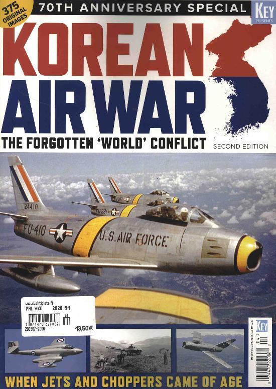 Military History Bookazines (Key Publishing) 2006