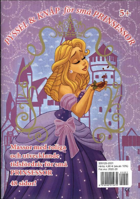 Barnens pyssel & knåp Pyssel&knåp för små prinsessor 1/2020