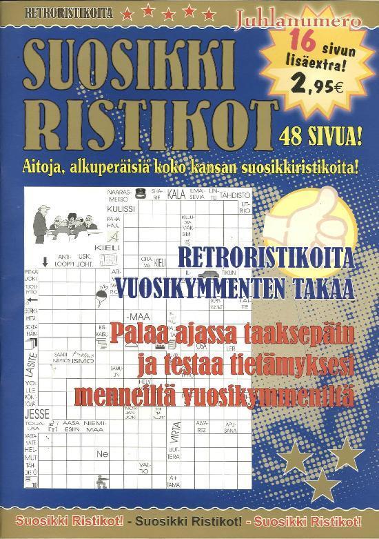 Suosikki Ristikot 2001