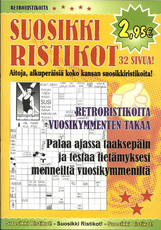 Suosikki Ristikot 2/2020