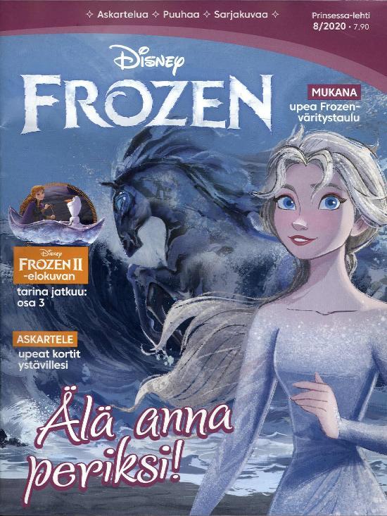 Prinsessa 8/2020 Frozen