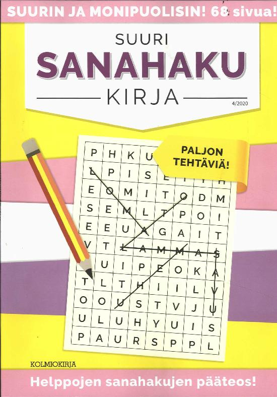 Suuri Sanahakukirja 2004
