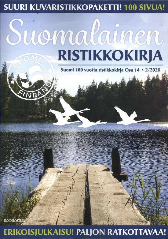 Suomi 100 Vuotta Ristikkokirja Osa 14 2/2020