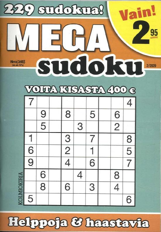 Mega-Sudoku 2002