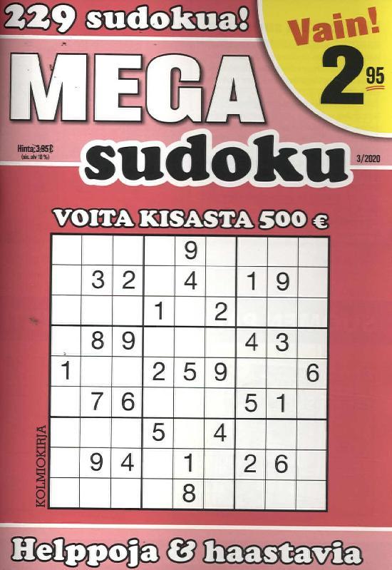 Mega-Sudoku 2003