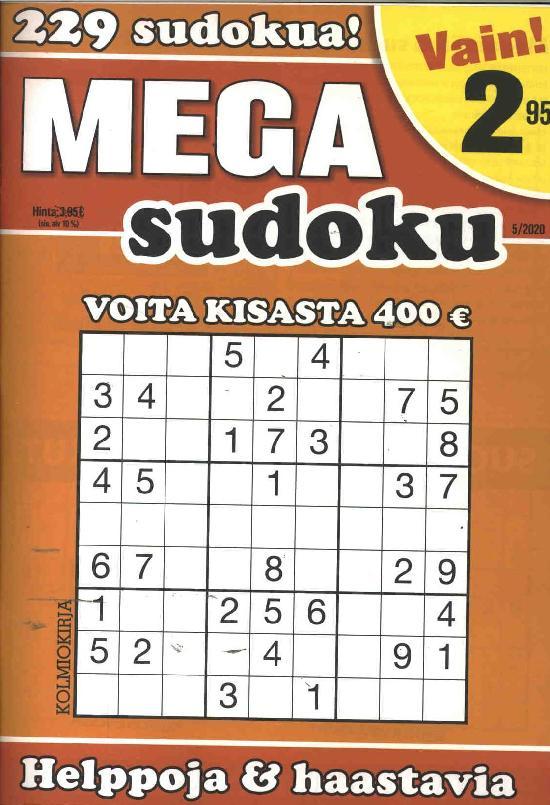Mega-Sudoku 2005