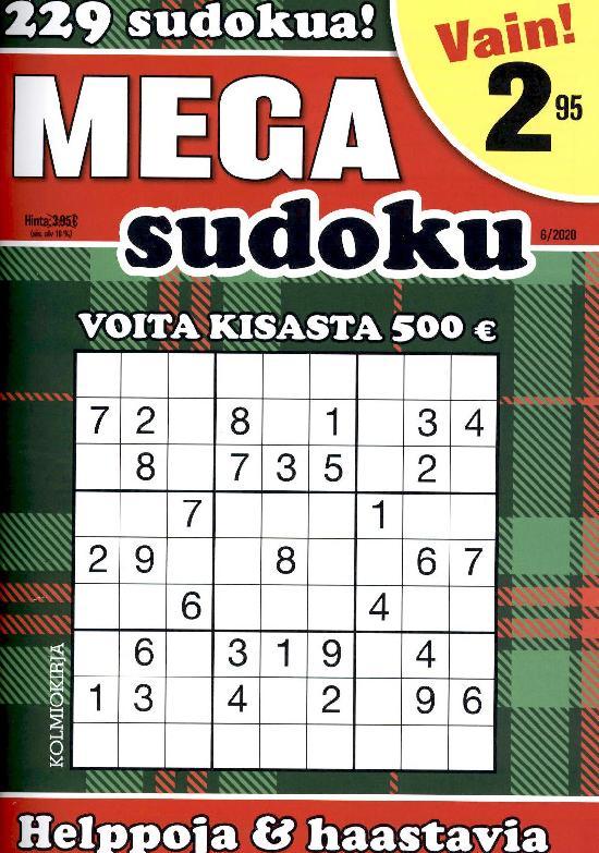 Mega-Sudoku 2006