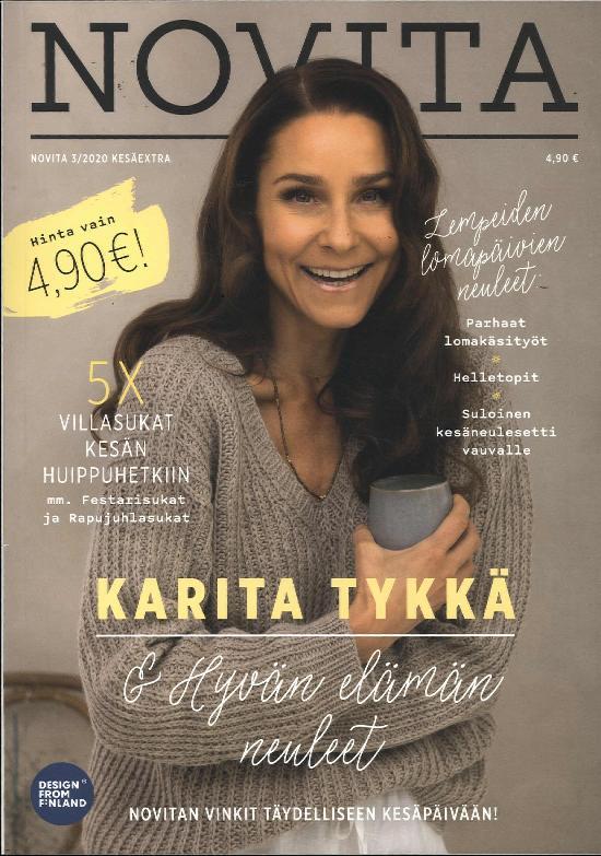 Novita (suom.) NOVITA 3/2020 Kesäextra