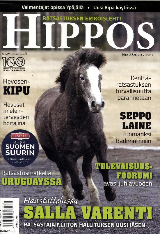 Hippos Ratsastuksen Erikoislehti