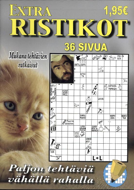 Extra Ristikot 2001