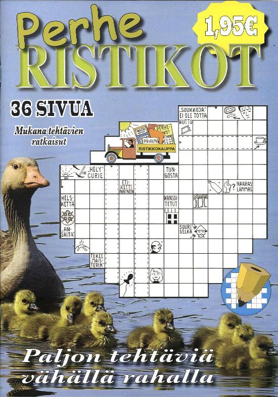 Perhe Ristikot 2002