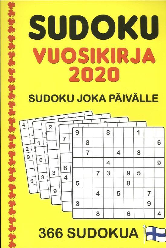 Sudoku Vuosikirja 2020