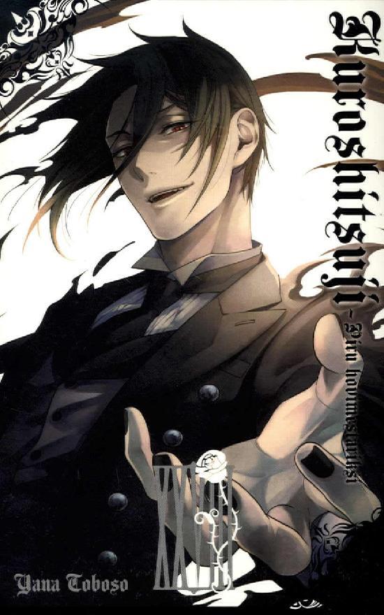 Kuroshitsuji - Piru hovimestariksi -sarjakuvakirja Osa: 28/29+ 2019