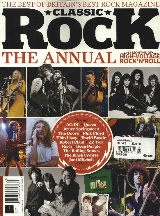 Classic Rock Special 2004