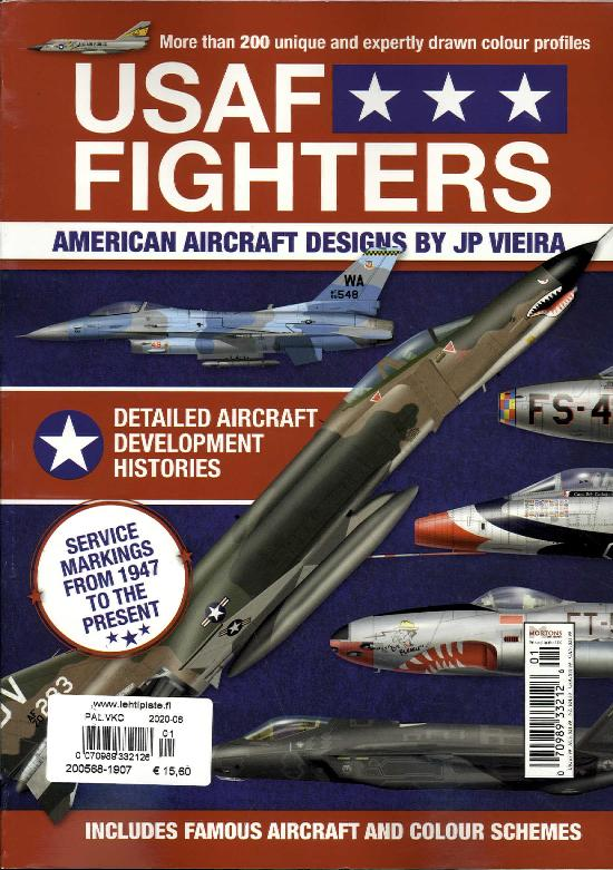 History Bookazines (Morton) USAF Fighters