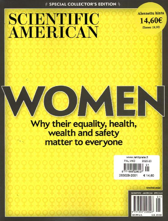 Scientific American Bookazine 2001