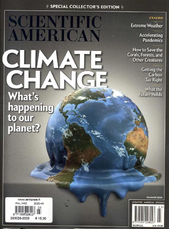 Scientific American Bookazine 2003