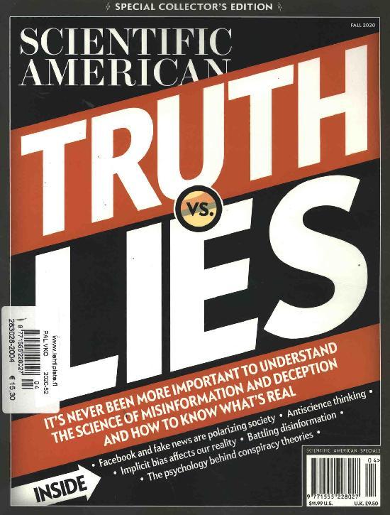 Scientific American Bookazine 2004