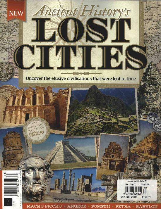 All about History Bookazine 2003