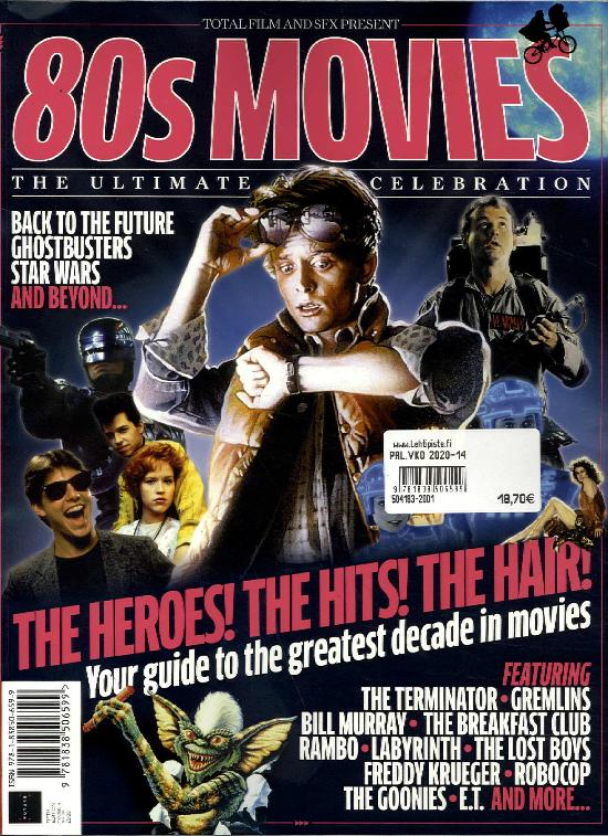 The Ultimate Collection 80s Movies