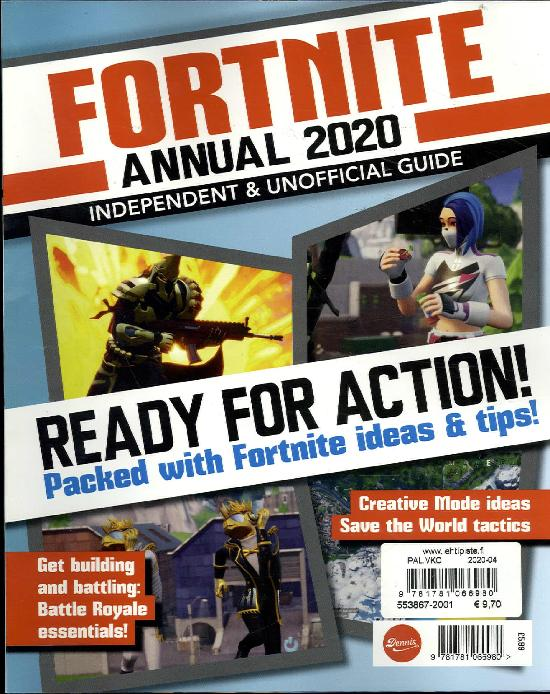 Fortnite Annual