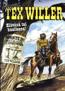 Nuori Tex Willer 2001