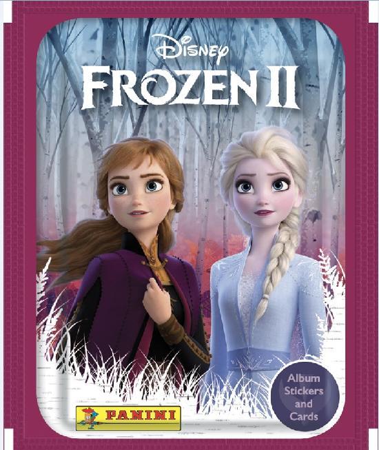 Disney Frozen 2 -keräilytarrat 1/2019