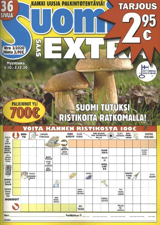 Suomi Ristikot Extra