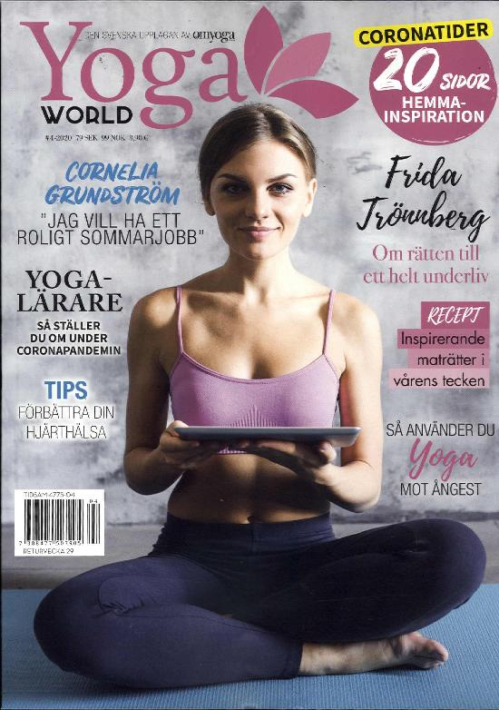 Yoga World (Swe)