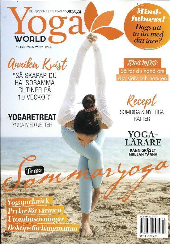 Yoga World (Swe)