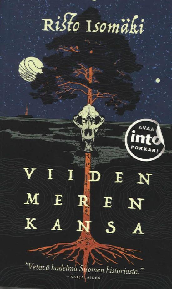 Isomäki, Risto: Viiden meren kansa