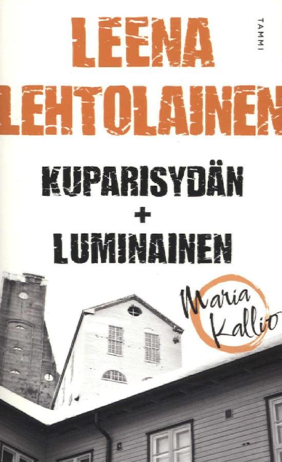 Lehtolainen, Leena: tuplapokkari (Maria Kallio 3 ja 4)