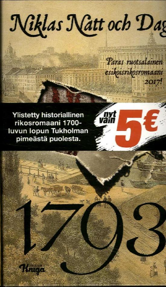 Natt och Dag, Niklas: 1793
