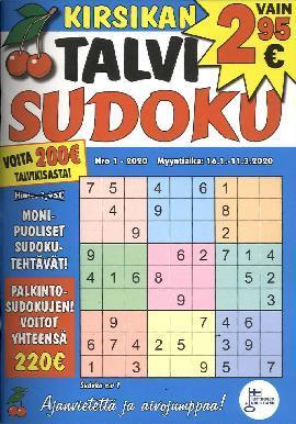 Kirsikan Sudoku 2001
