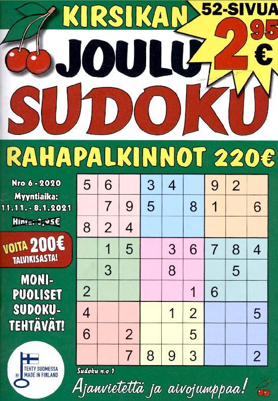 Kirsikan Sudoku 2006