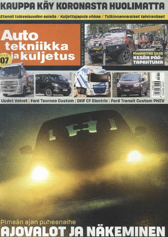 Auto Tekniikka ja Kuljetus