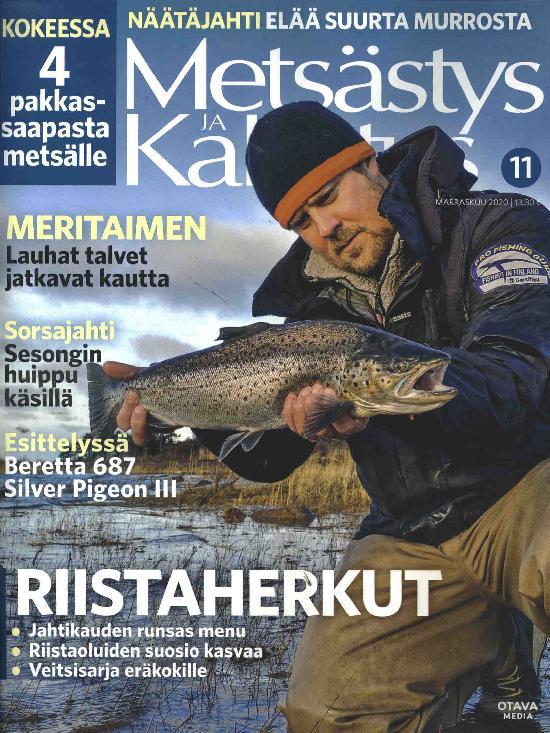 Metsästys ja Kalastus