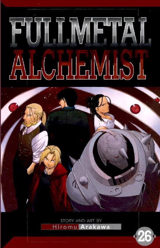 Fullmetal Alchemist -Sarjakuvakirja Osa: 26 2020