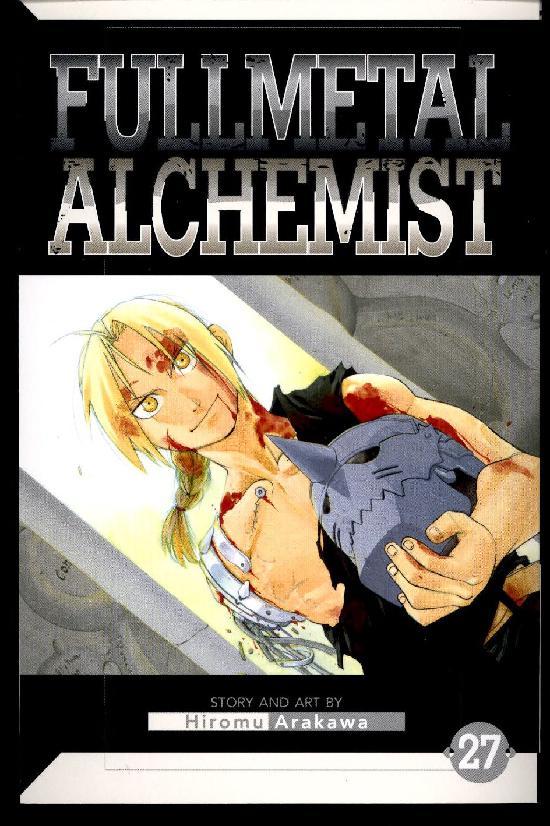 Fullmetal Alchemist -Sarjakuvakirja Osa: 27 2020