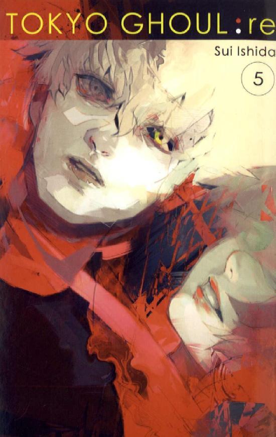 Tokyo Ghoul:re -sarjakuvakirja Osa 5/16 2020