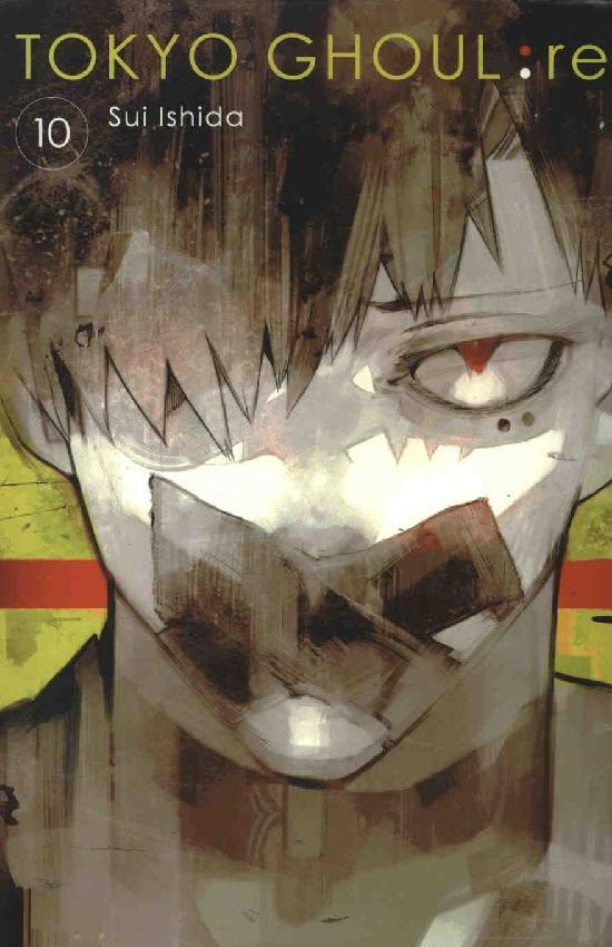 Tokyo Ghoul:re -sarjakuvakirja Osa: 10/16 2020
