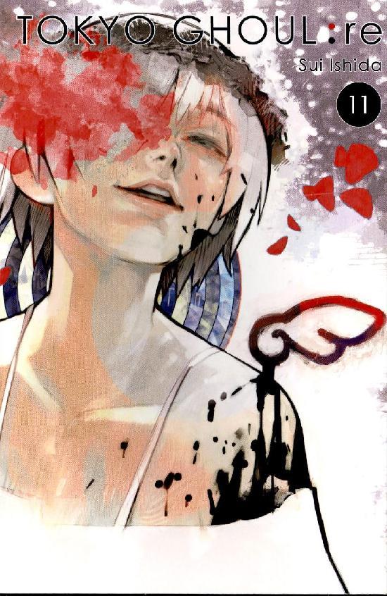 Tokyo Ghoul:re -sarjakuvakirja Osa: 11/16 2020