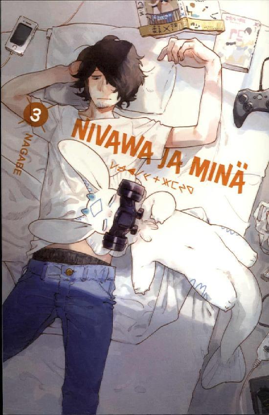Nivawa ja Minä (Sarjakuvakirja) OSA 3/3 2020