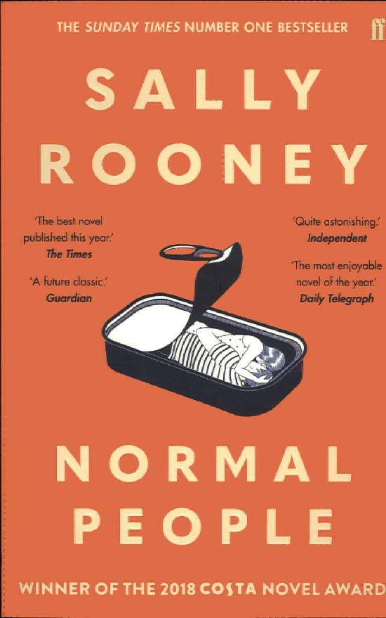 Rooney, Sally: Normal People