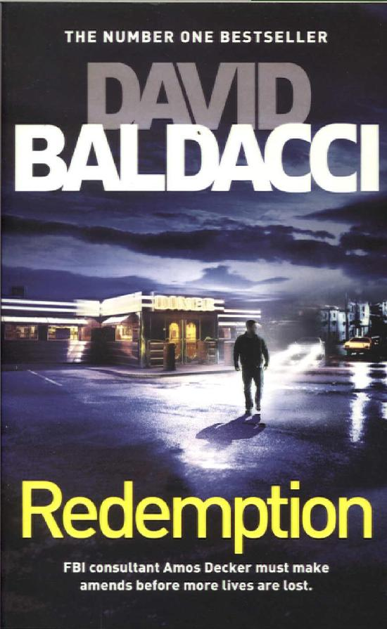 Baldacci, David: Redemption