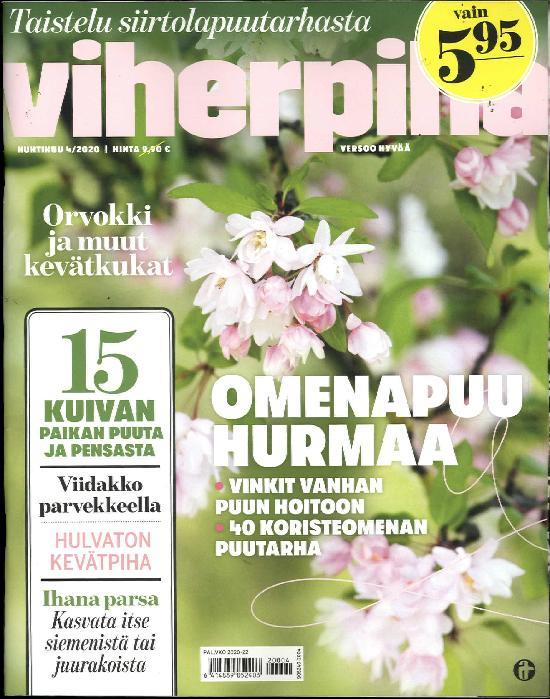 Viherpiha