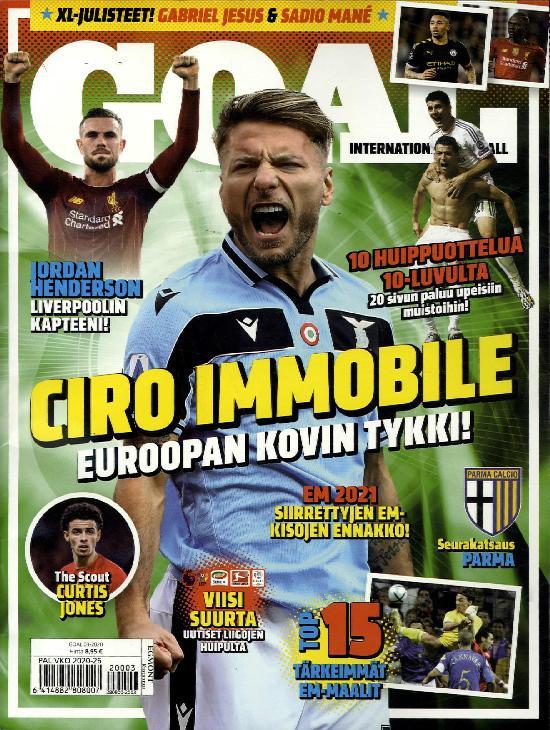 Goal-Jalkapallolehti