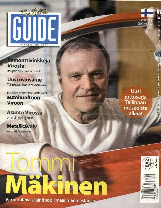 The Baltic Guide
