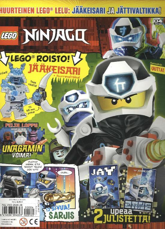 Lego Ninjago 04 - 2020